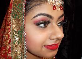asian bridal hair and makeup course london makeup