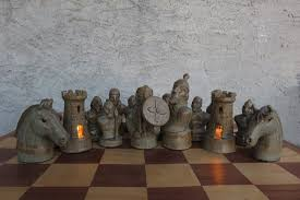 old chess sets on ebay. Fine Chess A Chess Set Maker From Pennsylvania In Old Chess Sets On Ebay G