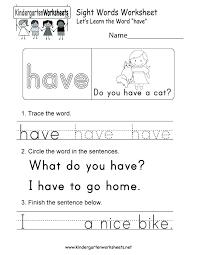 Worksheets Kindergarten Luxury Best Images On Grammar Learning For ...