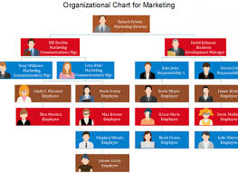 Business Org Charting
