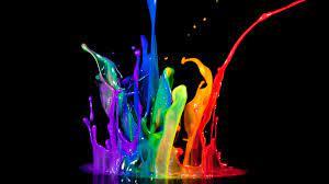 Colorful wallpaper ...