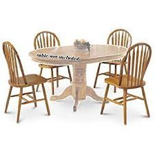 chair kitchen. acme 06344oak set of 4 nostalgia deluxe arrow back windsor chair, oak finish chair kitchen