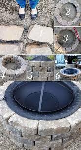 simple patio designs with fire pit. Plain Pit DIYFirePits2 Throughout Simple Patio Designs With Fire Pit