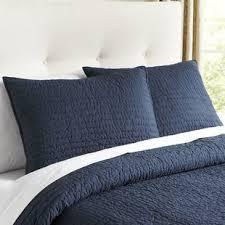 navy pillow shams. Fine Navy Save And Navy Pillow Shams Wayfair