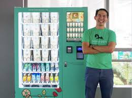 Healthy Vending Machine Singapore Extraordinary Boxgreen Hides Vending Machine Of Healthy Snacks In Singapore