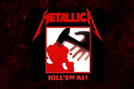 Metallica Hit The Lights Demo 36 Years Ago Metallica Enter The Studio To Record Kill Em