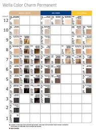 Color Charm Hair Color Chart 28 Albums Of Wella Hair Color Charm Chart Explore