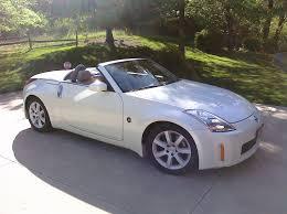 nissan 350z convertible white. Wonderful Convertible In Nissan 350z Convertible White E