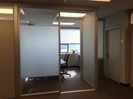 Glass Sliding Walls Sliding Doors Custom Modern Glass Doors Office Room Dividers