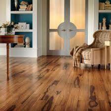 HDF laminate flooring / click-fit / wood look / residential - EXOTICS: NOCE  MILAN