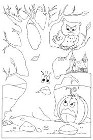 Coloriage Et Jeux Halloween Goshowmeenergy
