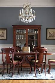 paint colors for living room walls with dark furnitureThe Best Dining Room Paint Color