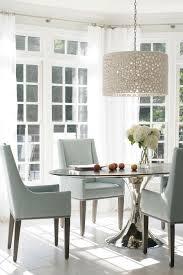 heather garrett design dining rooms meri drum chandelier for room inspirations 5