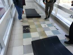 vinyl composition tile vct tile removal needed on floor in cedar rapids iowa