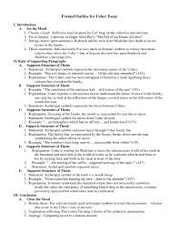 persuasive essay outline sample outline for research paper format
