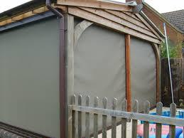 outdoor roller blinds uk