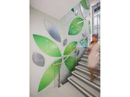 Healthfirst Headquarters Healthfirst Environmental Graphics Department Of Art College Of