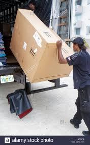 Miami Beach Florida Macy s driver delivery delivering deliveryman
