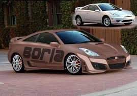 2003 Toyota Celica - Information and photos - ZombieDrive