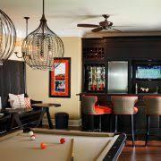 basement sports bar. Atlanta Basement Sports Bar With Nailhead Trim Traditional And Colorful Accents Seating