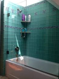sea glass tile modern bathroom new by building mosaic what will be like in the next new sea glass 2 tile bathroom seafoam