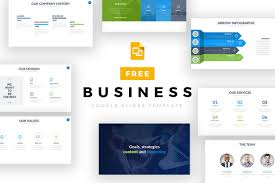Free Business Templates Business Google Slides Template Free Google Slides