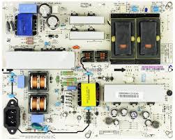 vizio tv power board. vizio 0500-0412-1030 power supply / backlight inverter e3d420vx e420vl e420vo e421vl tv board