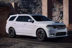 2018 Dodge Durango Srt Dodge Durango Suv Cars Dodge