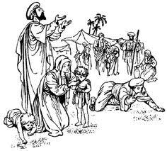 Small Picture David Weeping Over the Death of Absalom coloring page from King