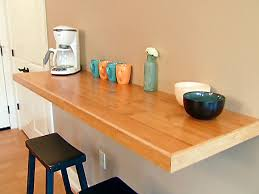 incredible floating breakfast bar wall mounted kitchen counter d i y bracket uk design table ikea diy