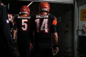 2016 Cincinnati Bengals Offseason Outlook Quarterback