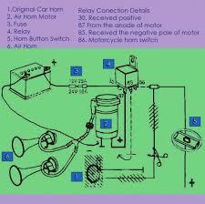 air horn wiring diagram relay air horn button wiring diagram to original not lossing wiring