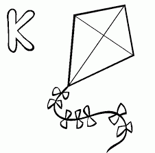 Small Picture Free Coloring Coloring Pages Kite dominatepreforeclosurescom