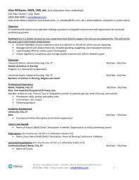 sample clinical nurse specialist resume clinical nurse specialist sample resume melnic