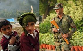 should the n army be running schools in jammu and kashmir