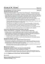 Best Resume Software Best Resume Samples For Software Engineers Senior Software Engineer 14