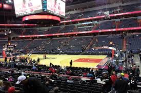 Capital One Arena Section 101 Washington Wizards