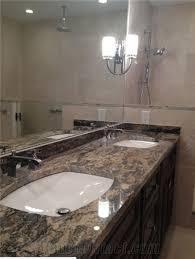 comet granite eased edge bathroom vanity top