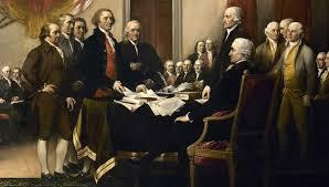 declaration of independence false