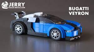 In a previous eurobricks post by blakbird, jetro pointed out a recent bugatti veyron moc. Lego Bugatti Veyron Instructions Moc 45 Youtube