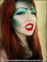 make up for medusa costume
