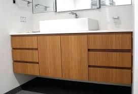 Bamboo Vanity Bathroom Beauteous Bamboo Bathroom Furniture Trixieroqueme