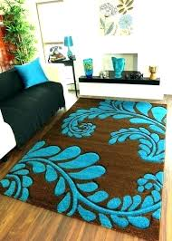 chocolate brown area rugs teal bedroom rug teal living room rug teal brown area rug s