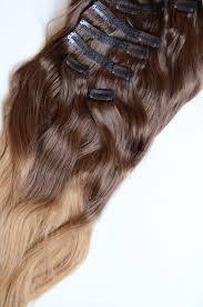 20 Inches 200 Gram Full Head Set Of Light Warm Ombre 100