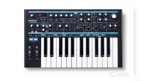 <b>Синтезатор Novation Bass Station</b> II новый купить в Москве ...