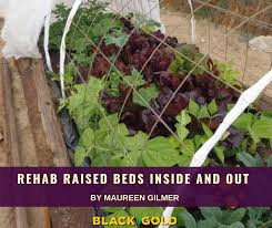 raised bed hoops and row covers can help you protect crops from harsh growing conditions and winter cold second gardens are always better than first