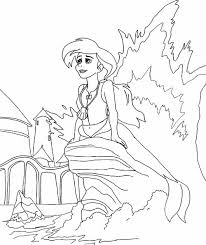 Ariel Little Mermaid Coloring Pages Get Coloring Pages