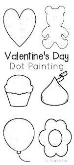 Dot To Dot Valentine Printables Iifmalumniorg