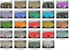 polka dot plastic tablecloth plastic candy