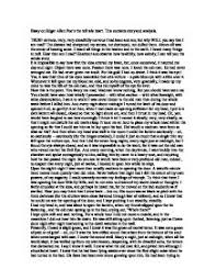 essay on edgar allen poe s the tell tale heart gcse english  page 1 zoom in